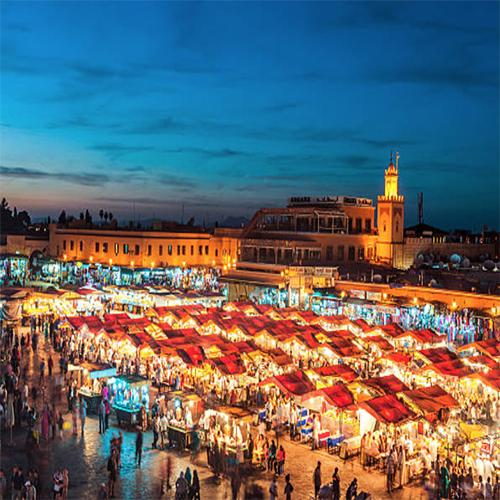 3 day tour from Marrakech to Merzouga desert